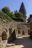 Lanterne-des-Morts - Sarlat - Frankrike Royaltyfria Foton