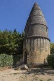 Lanterne desMorts - Sarlat -法国 免版税库存图片