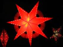 Lanterne di Diwali Fotografia Stock Libera da Diritti