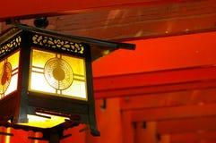 Lanterne e tori Immagini Stock
