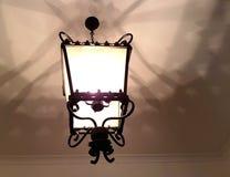 Lanterne géante - garnitures intérieures Photo stock