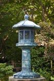 Lanterne japonaise de jardin de thé Image libre de droits