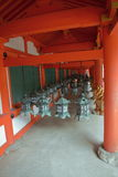 Lanterne - Kyoto - Giappone Fotografia Stock