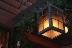 Lanterne magique Photos stock