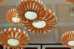 Lanterne moderne Images libres de droits