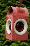 Lanterne rouge Image stock