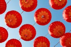 Lanterne rouge Photo libre de droits