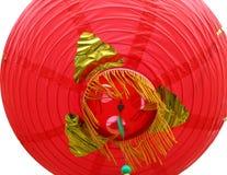 Lanterne rouge chinoise photos stock