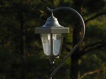 Lanterne solaire photo libre de droits