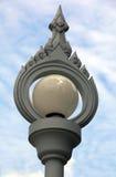 Lanterne in tempie Fotografia Stock