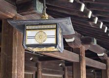 Lanterne traditionnelle Image libre de droits
