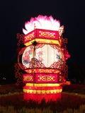 Lanterne tradizionali cinesi Immagini Stock Libere da Diritti
