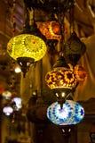 Lanterne turche fotografia stock