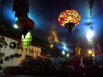 Lanterne turque Image libre de droits