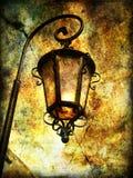 lanterne vieille Images libres de droits