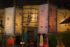 Lanternes Photo libre de droits