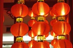 lanternes Photo stock