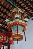 Lanternes traditionnelles chinoises photo stock