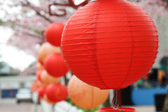 Lanterns Stock Photography