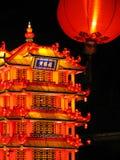 Lanterns. Chinese Decoration Royalty Free Stock Image