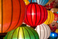 Lanterns asia Royalty Free Stock Image