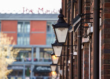 Lanterns in Birmingham Stock Photos