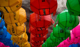 Lanterns Royalty Free Stock Photography