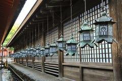Lanterns in Japan Stock Photos