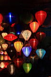 Lanterns. During new year in Asia Stock Photo