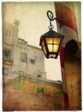 Lanterns of Venice Royalty Free Stock Photography