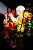 Lanters chinois de nouvelle année Photos stock