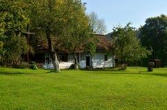 Lantgård Arkivbilder