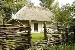 lantgårdhus ii arkivbilder