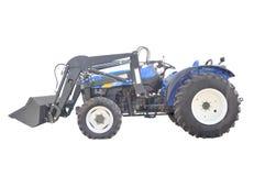 lantgårdtraktor Arkivfoto