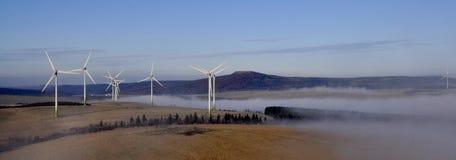 lantgårdwind Arkivfoto
