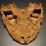 Lanthanosuchus watsoni -头骨-塑象 库存图片