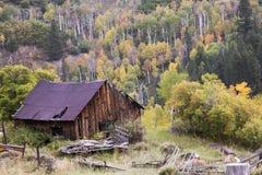 Lantlig Colorado ladugård Royaltyfri Foto