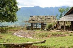 Lantlig norr Vietnam Fotografering för Bildbyråer