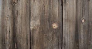 Lantlig plankaträbakgrund Royaltyfri Fotografi