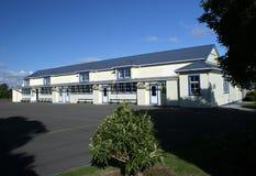 lantlig skola Arkivfoto