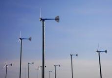 lantlig thailand windmill fotografering för bildbyråer