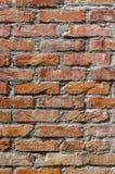 lantlig vägg för tegelsten royaltyfri foto