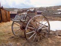 lantlig vagn Arkivfoto