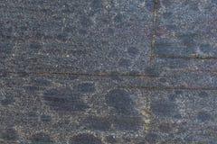 Lantlig wood textur och sprickor på yttersidan som bakgrund Dus Arkivfoton