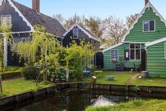 lantliga holland Arkivfoto
