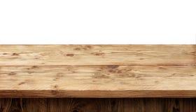 Lantliga trä bordlägger Royaltyfria Bilder
