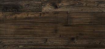 Lantliga wood plankor arkivbild