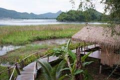 Lantligt av thailand Royaltyfria Foton