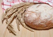 lantligt bröd Fotografering för Bildbyråer