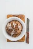 lantligt bröd royaltyfri bild